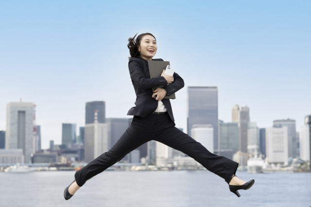 子育てしながら正社員転職を目指すことできますか?!